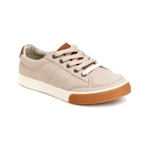 Hanna Andersson Sven Canvas Lace Up Sneakers 13